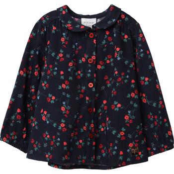 textil Pige Toppe / Bluser Carrément Beau Y95234 Blå