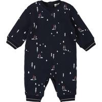textil Dreng Buksedragter / Overalls Carrément Beau Y94187 Blå