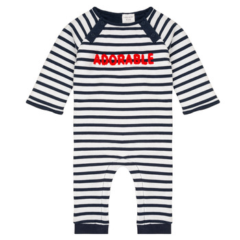 textil Dreng Buksedragter / Overalls Carrément Beau Y94188 Flerfarvet
