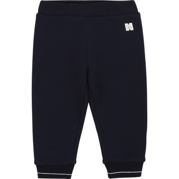 textil Pige Lærredsbukser Carrément Beau Y94200 Blå
