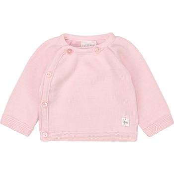 textil Pige Langærmede T-shirts Carrément Beau Y95228 Pink