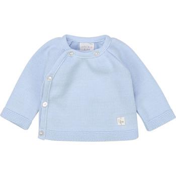 textil Dreng Langærmede T-shirts Carrément Beau Y95232 Blå
