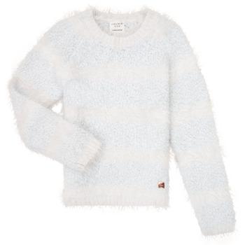textil Pige Pullovere Carrément Beau Y15348 Blå