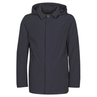 textil Herre Parkaer Scotch & Soda PARKA JACKET Marineblå