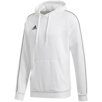 textil Herre Sweatshirts adidas Originals CORE18 Hoody Hvid