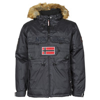 textil Herre Parkaer Geographical Norway BENCH Marineblå