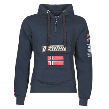 textil Herre Sweatshirts Geographical Norway GYMCLASS Marineblå