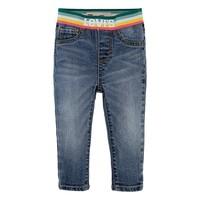 textil Pige Jeans - skinny Levi's PULLON RAINBOW SKINNY JEAN Blå