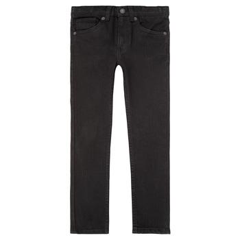 textil Dreng Jeans - skinny Levi's 510 SKINNY FIT JEAN Sort