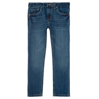 textil Dreng Smalle jeans Levi's 511 SLIM FIT JEAN Blå