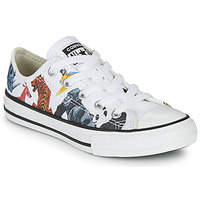 Sko Børn Lave sneakers Converse CHUCK TAYLOR ALL STAR - SCIENCE CLASS Hvid / Flerfarvet