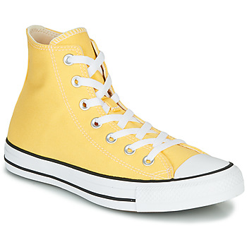 Sko Dame Høje sneakers Converse CHUCK TAYLOR ALL STAR - SEASONAL COLOR Gul