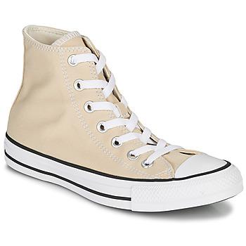 Sko Dame Høje sneakers Converse CHUCK TAYLOR ALL STAR - SEASONAL COLOR Beige