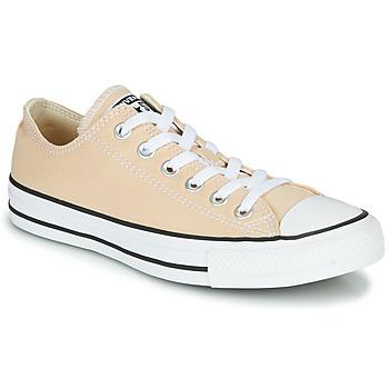 Sko Dame Lave sneakers Converse CHUCK TAYLOR ALL STAR - SEASONAL COLOR Beige