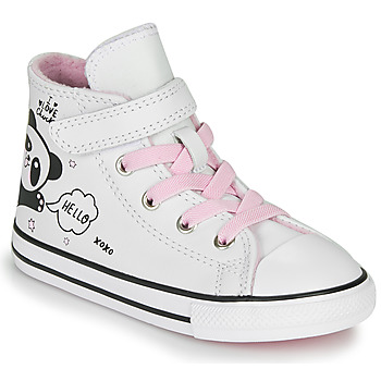 Sko Pige Høje sneakers Converse CHUCK TAYLOR ALL STAR 1V - NOTES FROM BFF Hvid