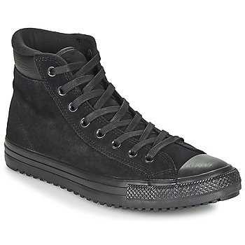 Sko Herre Høje sneakers Converse CHUCK TAYLOR ALL STAR PC BOOT Sort / Sort