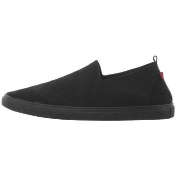 Sko Dame Slip-on Big Star FF274A609 Sort