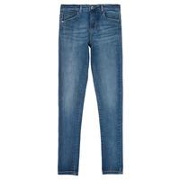 textil Pige Smalle jeans Only KONRACHEL Blå