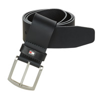 Accessories Herre Bælter Tommy Hilfiger NEW DENTON BELT 4.0 Sort