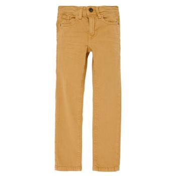 textil Dreng Smalle jeans Name it NKMTHEO Kamel