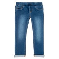textil Dreng Smalle jeans Name it NMMROBIN Blå