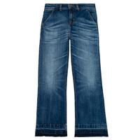 textil Pige Bootcut jeans Tommy Hilfiger KG0KG05199-1BJ Blå
