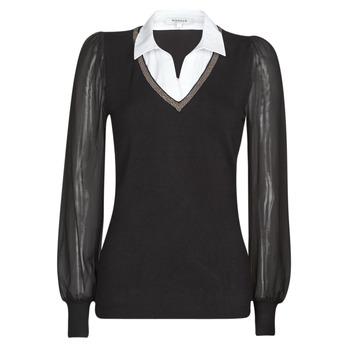 textil Dame Pullovere Morgan MVANI Sort