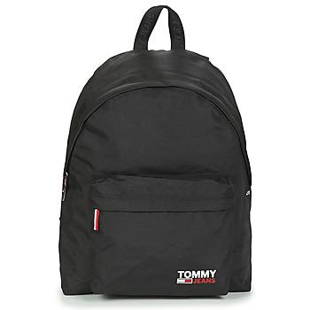 Tasker Rygsække  Tommy Jeans TJM CAMPUS BOY BACKPACK Sort