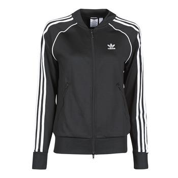 textil Dame Sportsjakker adidas Originals SST TRACKTOP PB Sort