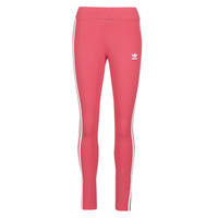 textil Dame Leggings adidas Originals 3 STR TIGHT Pink