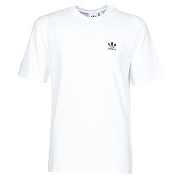 textil Herre T-shirts m. korte ærmer adidas Originals B+F TREFOIL TEE Hvid