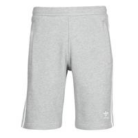 textil Herre Shorts adidas Originals 3-STRIPE SHORT Grå