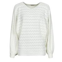 textil Dame Pullovere Molly Bracken T1302H20 Beige