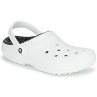 Sko Træsko Crocs CLASSIC LINED CLOG Hvid