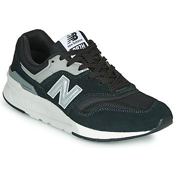 Sko Herre Lave sneakers New Balance 997 Sort / Sølv