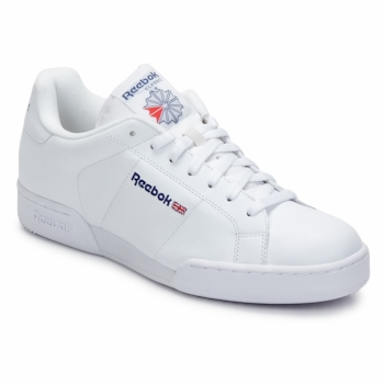 Sko Lave sneakers Reebok Classic NPC II Hvid