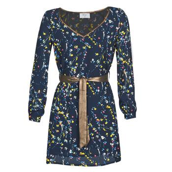 textil Dame Korte kjoler Betty London LIOR Marineblå