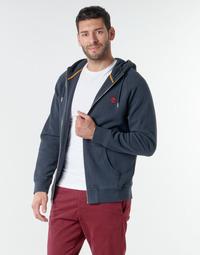 textil Herre Sweatshirts Timberland E-R Basic Reg Zip Marineblå