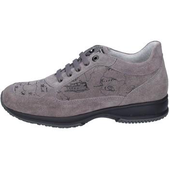 Sko Pige Lave sneakers 1A Classe Alviero Martini BM357 Grå