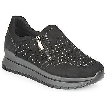 Sko Dame Lave sneakers IgI&CO DONNA ANISIA Sort