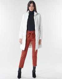 textil Dame Frakker Marciano MARBREE FUR COAT Fløde