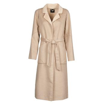 textil Dame Frakker Marciano DAIMON COAT Beige