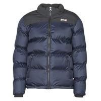 textil Dynejakker Schott UTAH Marineblå / Sort