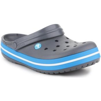 Sko Herre Tøfler Crocs Crocband  11016-07W grey