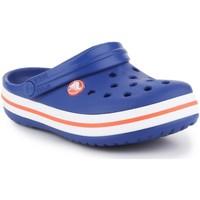 Sko Børn Sandaler Crocs Crocband Clog K 204537-4O5 navy