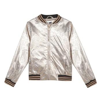 textil Pige Jakker Chipie 8R40014-78 Kobber