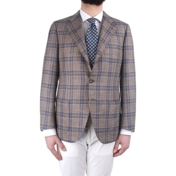 textil Herre Jakker / Blazere Cesare Attolini S19MA44 M21 Multicolor