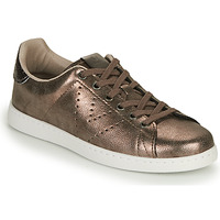 Sko Dame Lave sneakers Victoria TENIS METALIZADO Guld