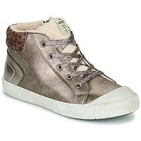 Sko Pige Lave sneakers Victoria HUELLAS METAL Grå