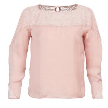 textil Dame Toppe / Bluser Naf Naf KIKI Pink